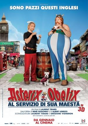 Asterix & Obelix - Im Auftrag Ihrer Majestät 2481x3543