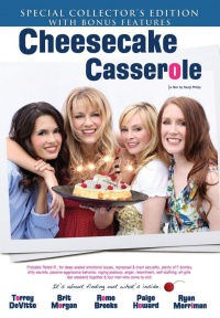 Cheesecake Casserole poster