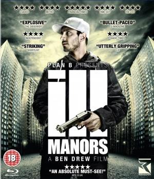 Ill Manors Blu-ray cover