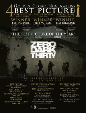 Zero Dark Thirty 600x784