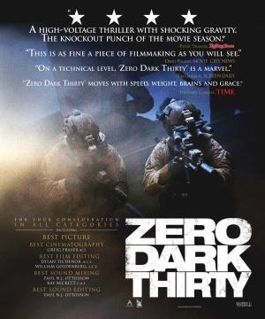 Zero Dark Thirty 1475x1770