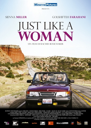 Just Like a Woman 3540x5000