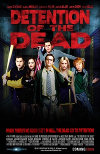 Detention of the Dead poster