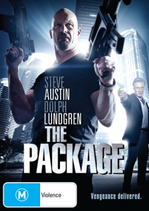 The Package Dvd cover