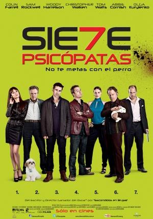 Seven Psychopaths 2480x3543