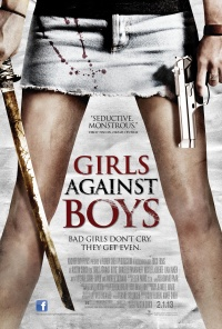 Girls Against Boys poster