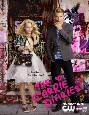 The Carrie Diaries 653x847