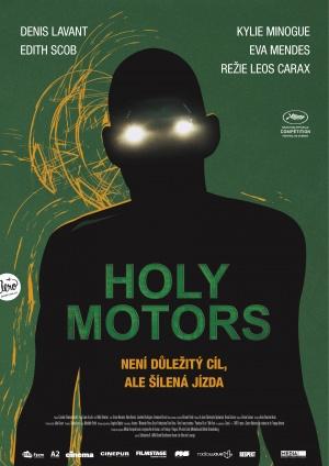 Holy Motors 3540x5000