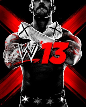 WWE '13 3490x4335