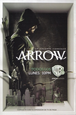 Arrow 496x749