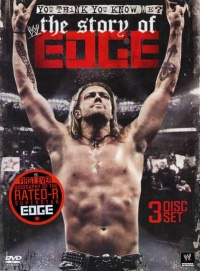 WWE: You Think You Know Me - The Story of Edge poster