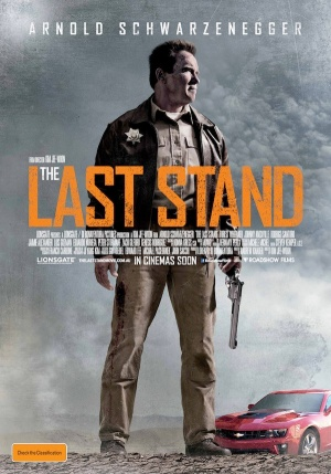 The Last Stand 600x857