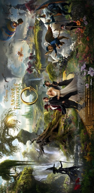 Oz the Great and Powerful 733x1500