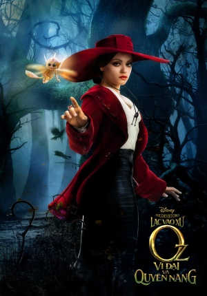 Oz the Great and Powerful 715x1024