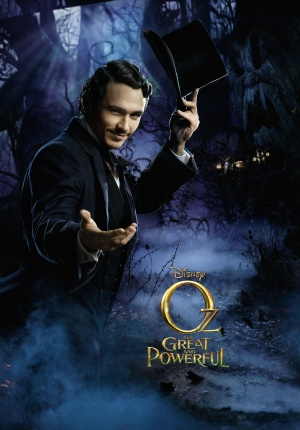 Oz the Great and Powerful 3492x5000
