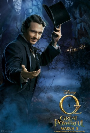 Oz the Great and Powerful 912x1350