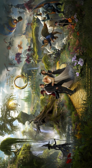 Oz the Great and Powerful 879x1600