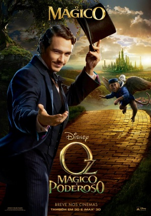 Oz the Great and Powerful 1432x2048