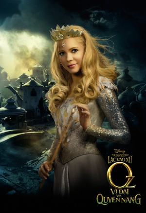 Oz the Great and Powerful 703x1024
