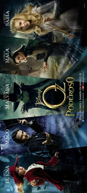 Oz the Great and Powerful 585x1300