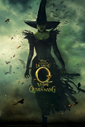 Oz the Great and Powerful 691x1024