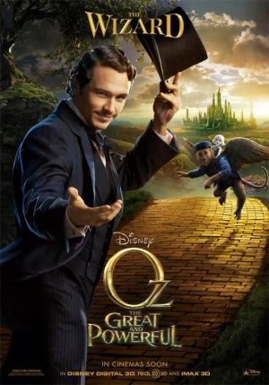 Oz the Great and Powerful 559x800