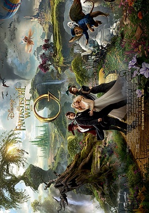 Oz the Great and Powerful 349x500