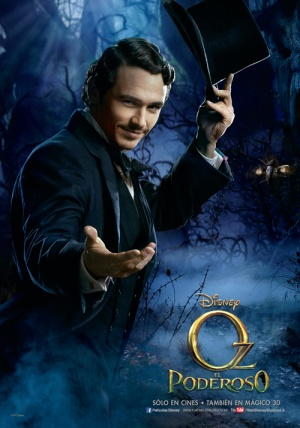 Oz the Great and Powerful 500x714