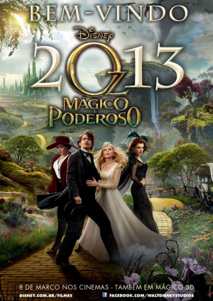 Oz the Great and Powerful 709x1004