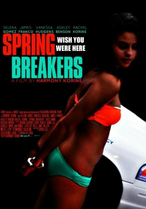 Spring Breakers 669x960