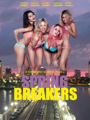 Spring Breakers 500x665