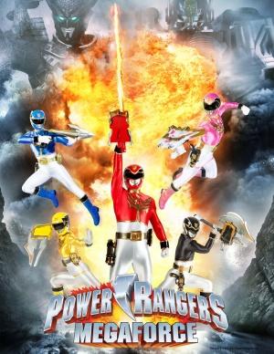 Power Rangers Megaforce 1275x1650