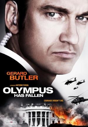 Olympus Has Fallen 497x717