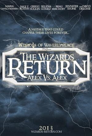 The Wizards Return: Alex vs. Alex 431x640