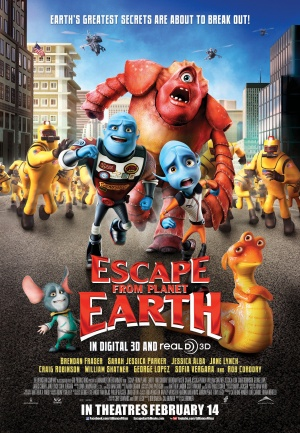 Escape from Planet Earth 2592x3744
