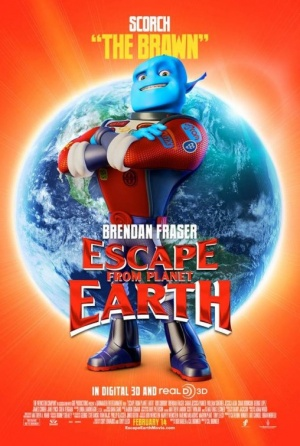 Escape from Planet Earth 508x755