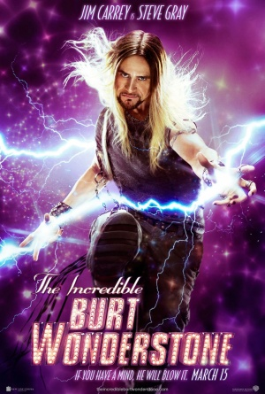 The Incredible Burt Wonderstone 1349x2000