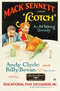 Scotch poster