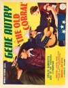 The Old Corral Poster