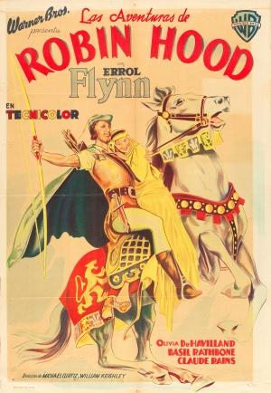 The Adventures of Robin Hood 2072x3000