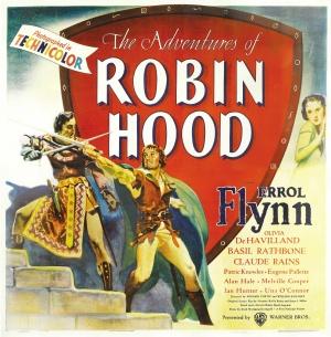 The Adventures of Robin Hood 2948x3000
