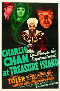 Charlie Chan at Treasure Island poster