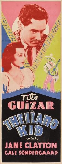 The Llano Kid poster