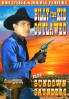 Billy the Kid Outlawed Cover