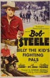 Billy the Kid's Fighting Pals Poster