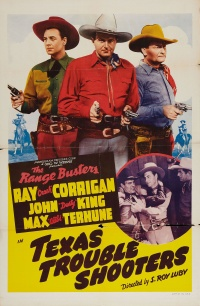 Texas Trouble Shooters poster