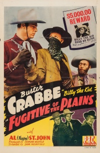 Fugitive of the Plains poster