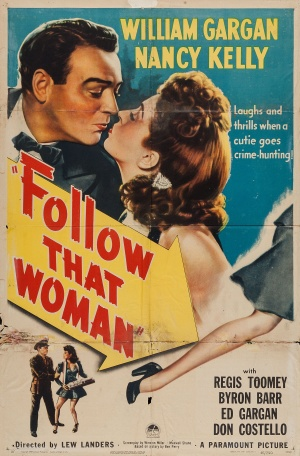 Follow That Woman Poster