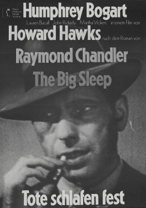 The Big Sleep 1917x2731