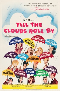 Till the Clouds Roll By poster
